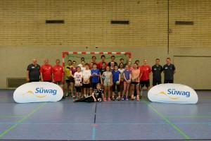 Handballcamp 2016