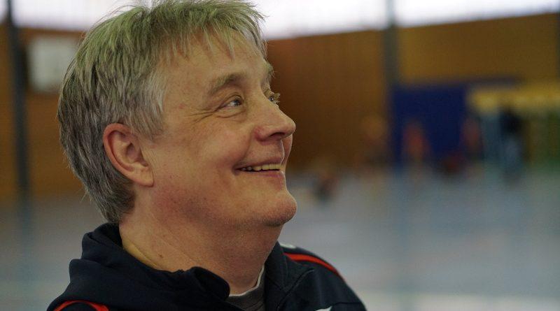 Max - seit mehr als 25 Jahren Jugendtrainer